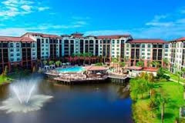 Disney World - Sheraton Vistana Villa - Orlando - Apartamento