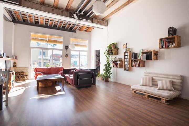 Amazing apartment with big terrace, Costa Daurada
