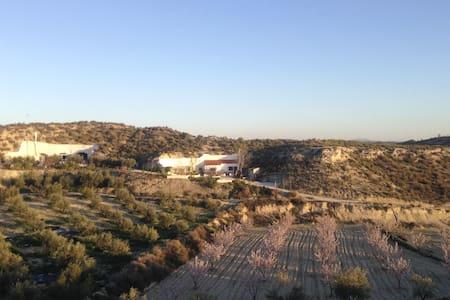 Woongrot Alterra de la Luz,  100% rust en natuur - Castilléjar - Höhle