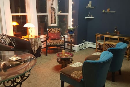 Cozy Private Bedroom Close to Everything! - Evanston - 独立屋