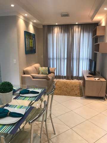 A perfeita combinação entre conforto e localização - Campinas - Apartment