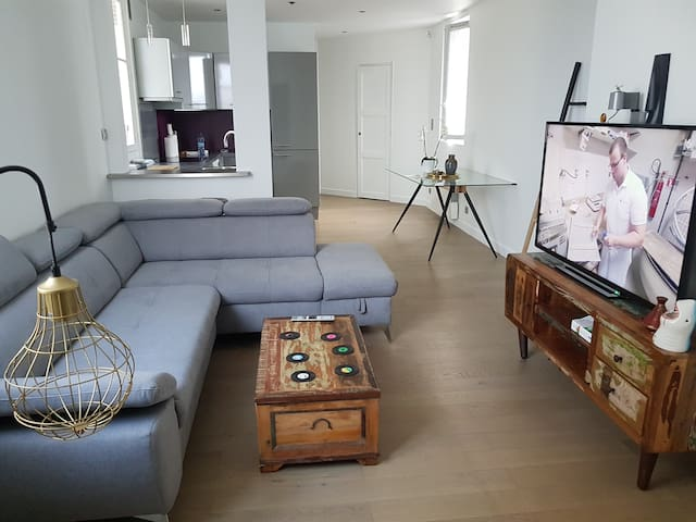 appartement 9min du centre de Paris et la Défense