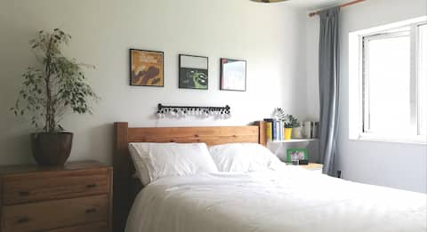 Beautiful room - 20 minute walk from the centre!