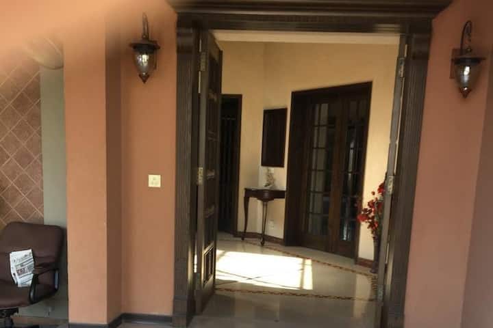 Executive Room # A: Accommodates 2 Guests.  DHA4