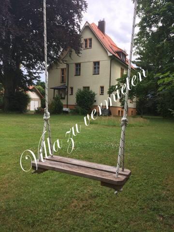 Wunderschöne alte Villa zu vermieten