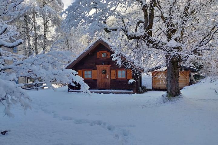 Joli petit chalet / mazot à Chamonix