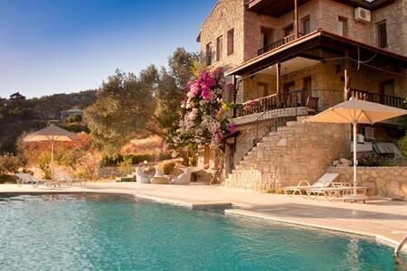 Villa Olive Garden Swimming Pool&Stunning Sea View