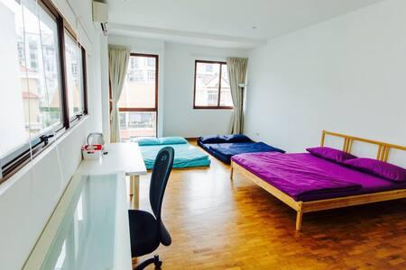 Big master bedroom #2 - Singapore - Villa