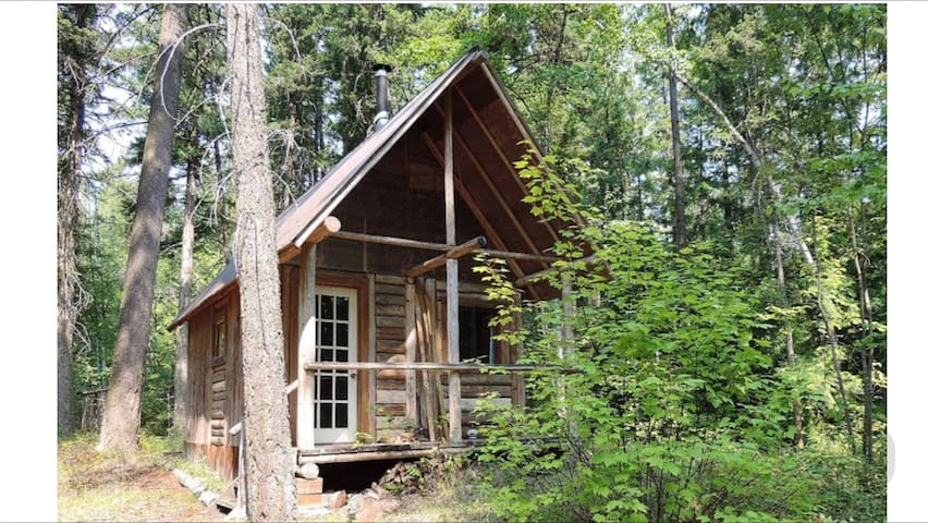 Country Mile Cabin. **Pet Friendly**