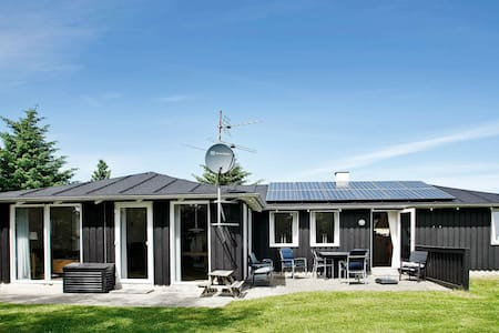 Modern Holiday Home in Fjerritslev with Sauna