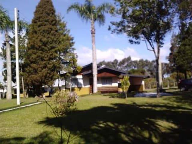 Hotel na fazenda - Lapa