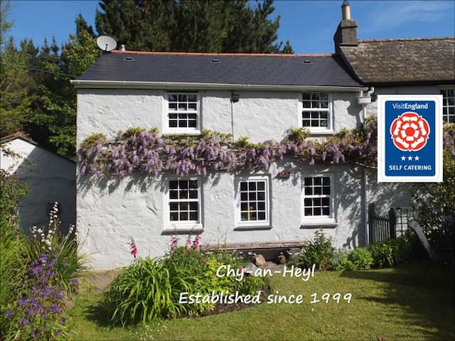 Chy-an-Heyl Cornish Holiday Cottage
