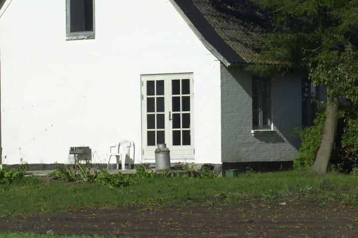 Lille lejlighed i Fogensegaardens hovedbygning - Bogense - อพาร์ทเมนท์