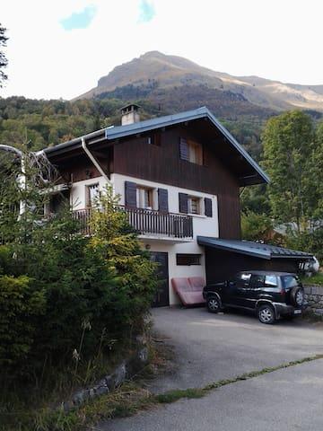 Maison ski 7 pers, 10 min val tho - Saint-Jean-de-Belleville - House