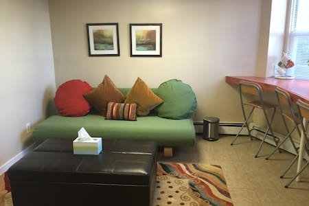 2 BR apt to NYC - North Bergen - Wohnung