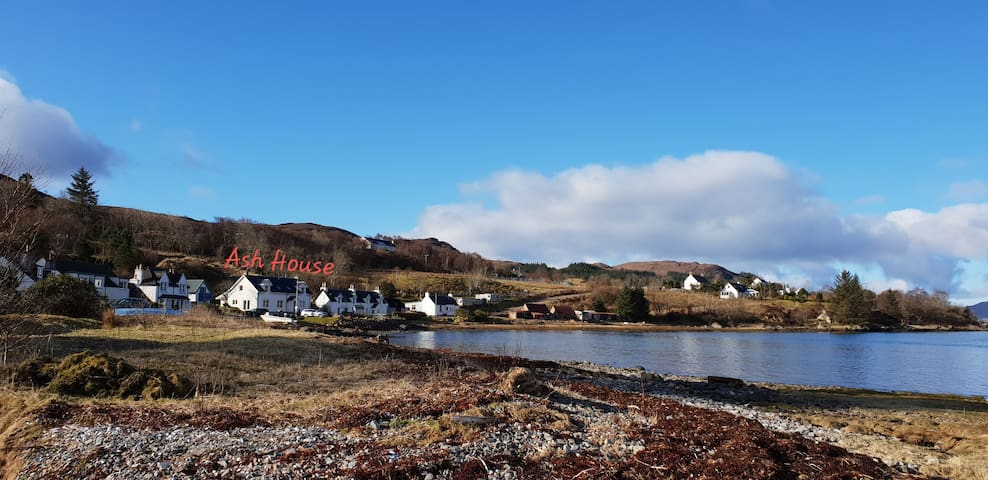 Ash House - Kishorn, Scottish Highlands (NC500)