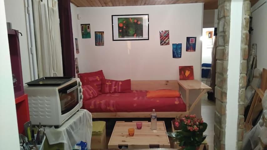 Appartement mignon à Montreuil - Montreuil - Apartment