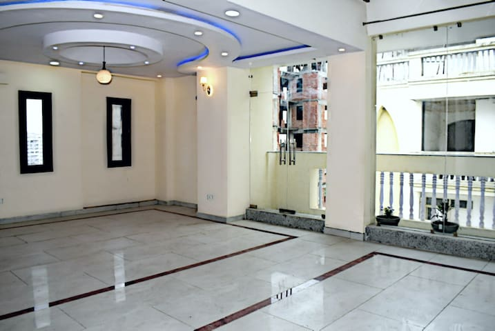 Exclusive Penthouse for marriage ceremonies, party