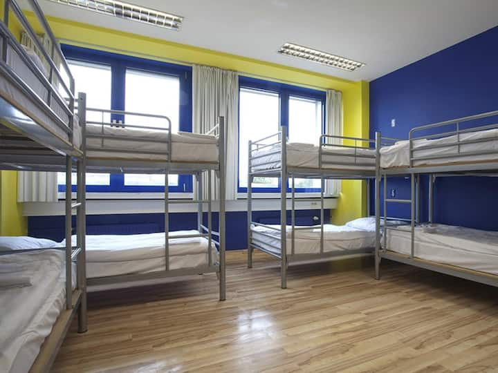 Generator - Bed in 6 Dorm Shared Bathroom