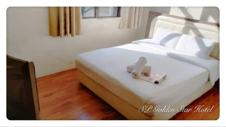 Double Bed Room (with window)