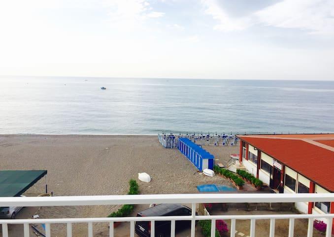 Veduta dal vostro balcone.