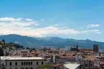 Design penthouse in Granada's center