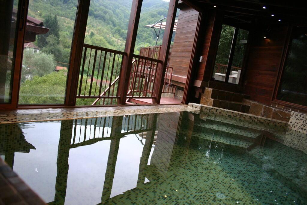 Heated Summer Pool