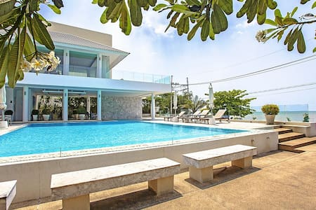 3 bed pool villa in beachside resort - Pattaya - Vila