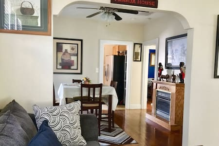 Private, and Cozy 3 Bedrooms Home - Faraja House