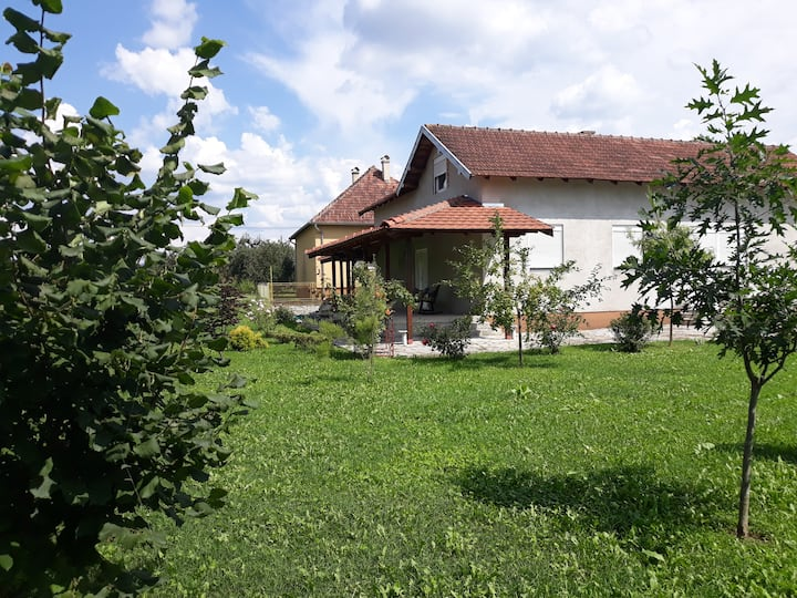Furnished and equipped home in Vrnjacka Banja