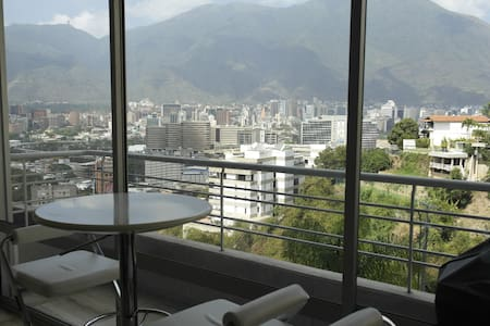 Luxury Apartment for rent in Caracas with security - Caracas - Wohnung
