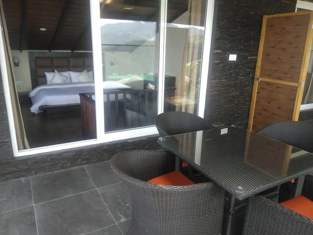 Family Suite with Private Deck