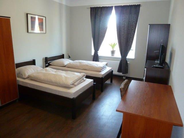 MY-Bed Schwarzenbek 1 - Schwarzenbek - Apartmen