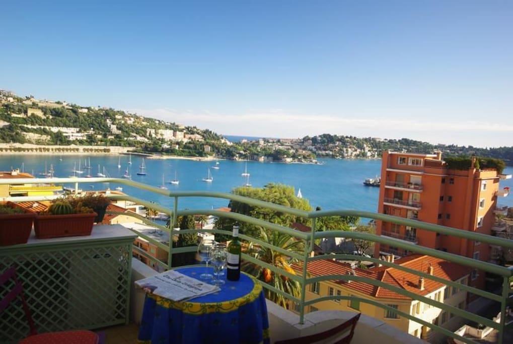 Villefranche Sur Mer Apartments For Rent