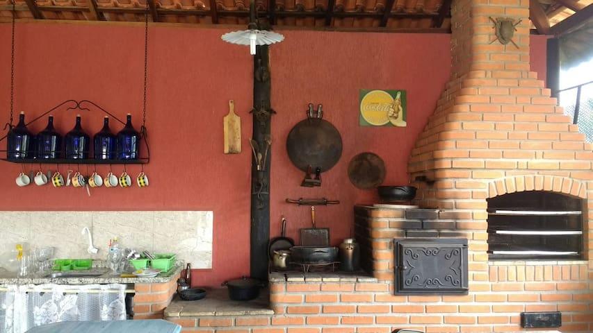 Casa de Campo Zen - Capela do Alto - House