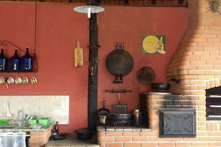 Casa de campo zen - Capela do Alto