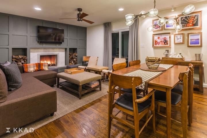 Modern Pocono Rental Home near Jim Thorpe