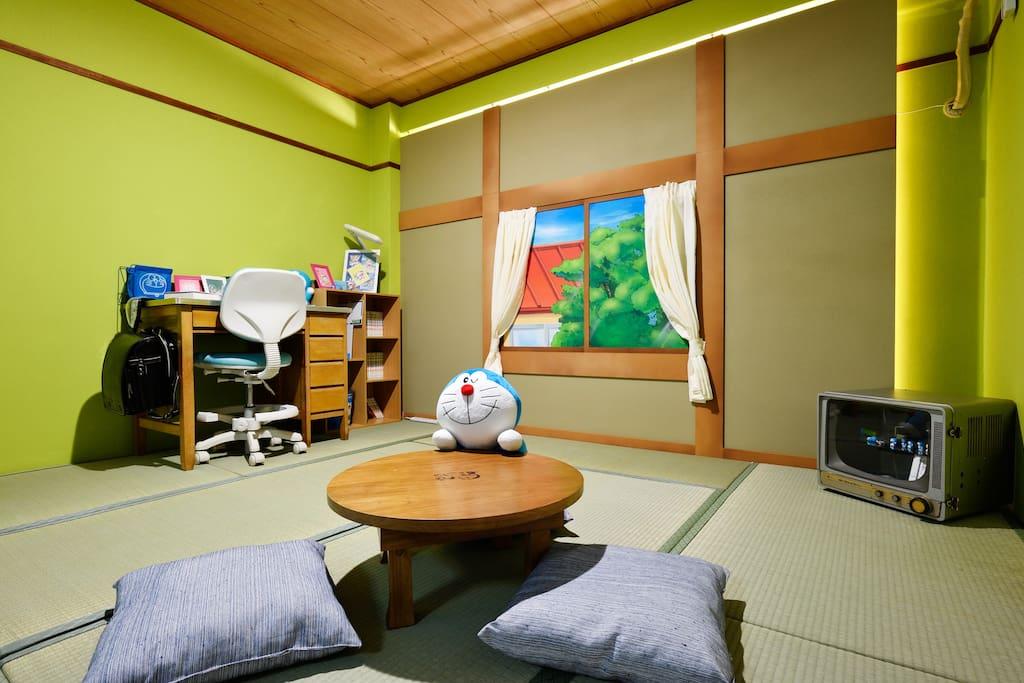Doraemon jr 2 jr usj for Doremon x aki