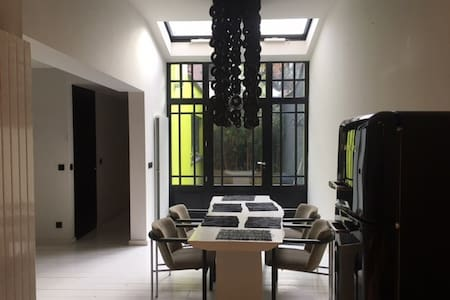 De Montigny loft - Antwerpen