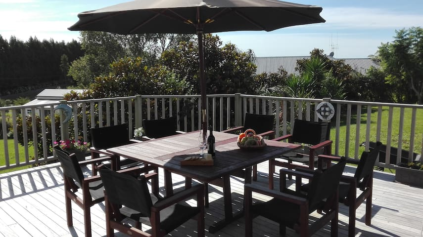 Friendly comfortable rural retreat. - Tauranga - Villa