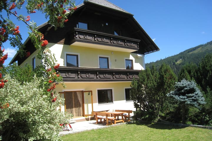 Picturesque Apartment in Thomatal Salzburg near Forest