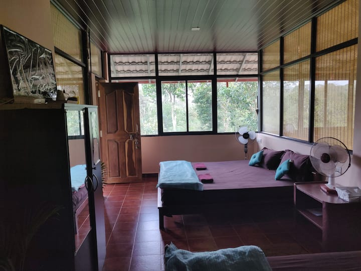 Elephant Trail Homestay (2), Valnur, Coorg