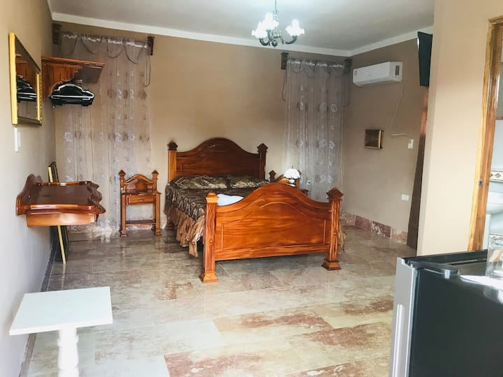 Hostal Los 500 Sancti Espiritu Room #1
