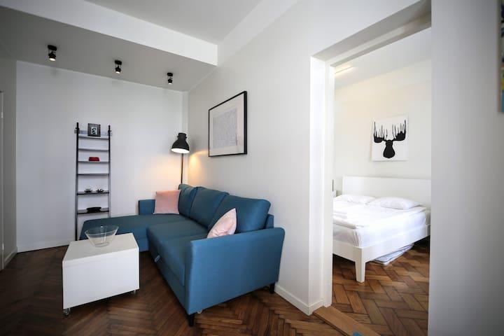 Dream Stay - Scandic Design Apartment FREE PARKING