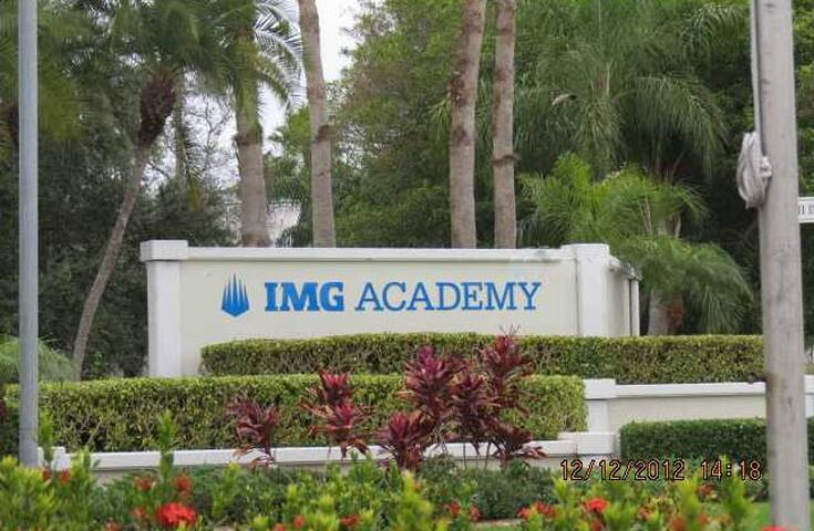 Stay at IMG Academies for half the price!