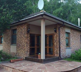 Дом на Байкале для отдыха с комфортом - Listvyanka - Wohnung