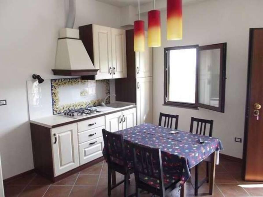 """Hall with kitchen """"Luna"""""""