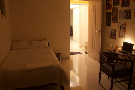 A private room with good vibes - Bombay - Apartamento