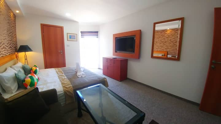 Balcony Studio suite by city suites