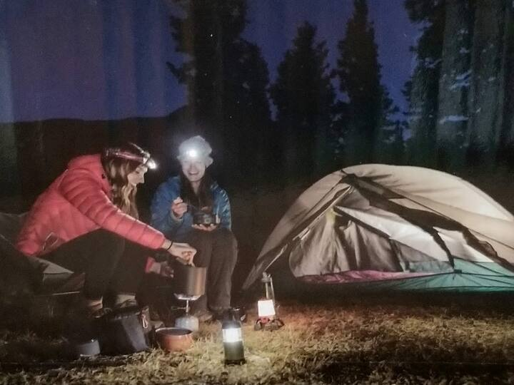 Bar Harbor & Acadia Camp Gear Package for up to 4!